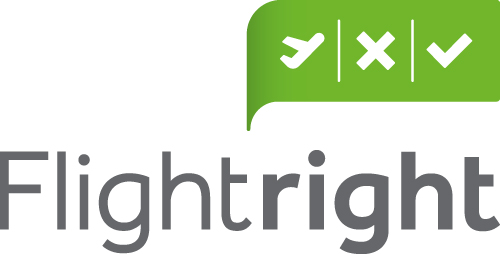 logo Flightright